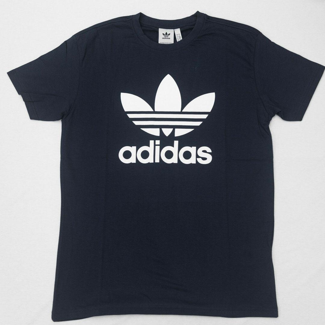 t-shirt adidas trefoil